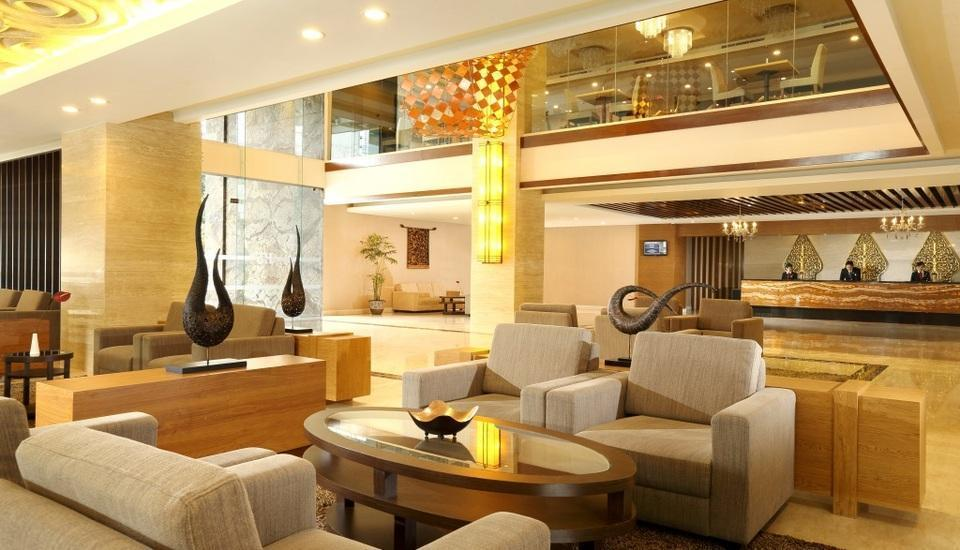 Hotel Santika Premiere Gubeng Surabaya (Bintang 4)