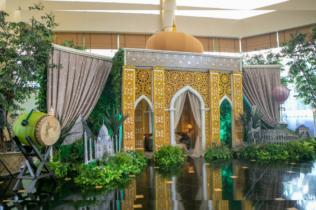 Kuliner Keliling Dunia selama Bulan Suci Ramadhan di JW Marriott Surabaya