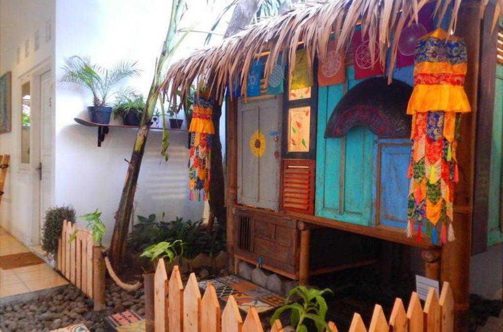 Hostel Murah 'Happy Buddha' Di Prawirotaman Jogja! Mulai 80 Ribu Aja