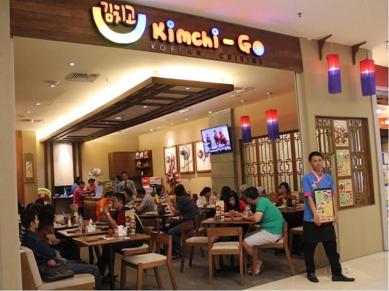 Lokasi Kimchi Go