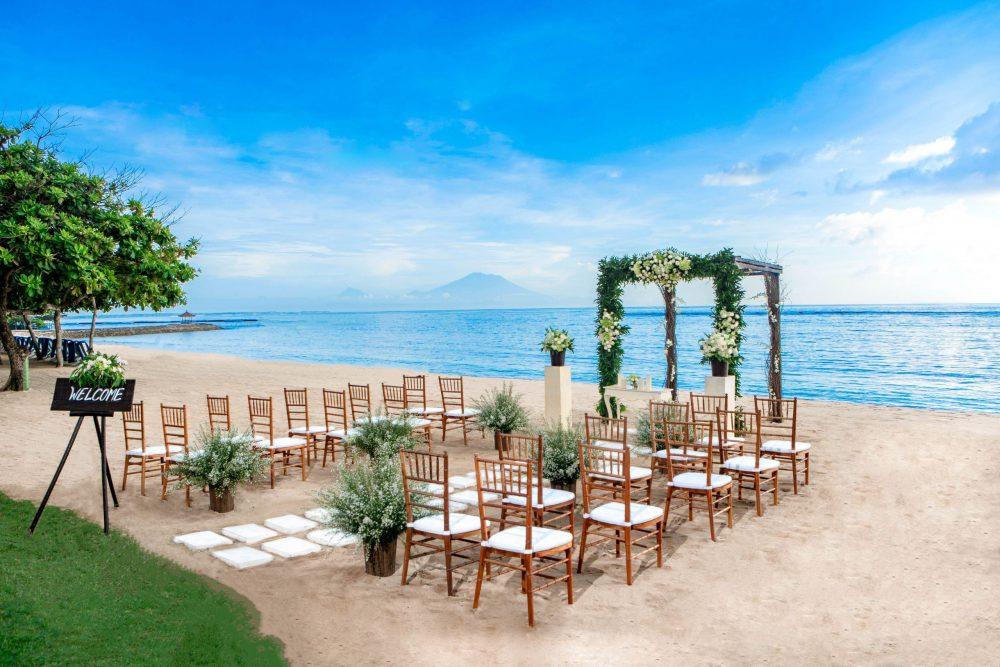 'Say Yes'! Lokasi Pernikahan Mengesankan Marriot Bonvoy