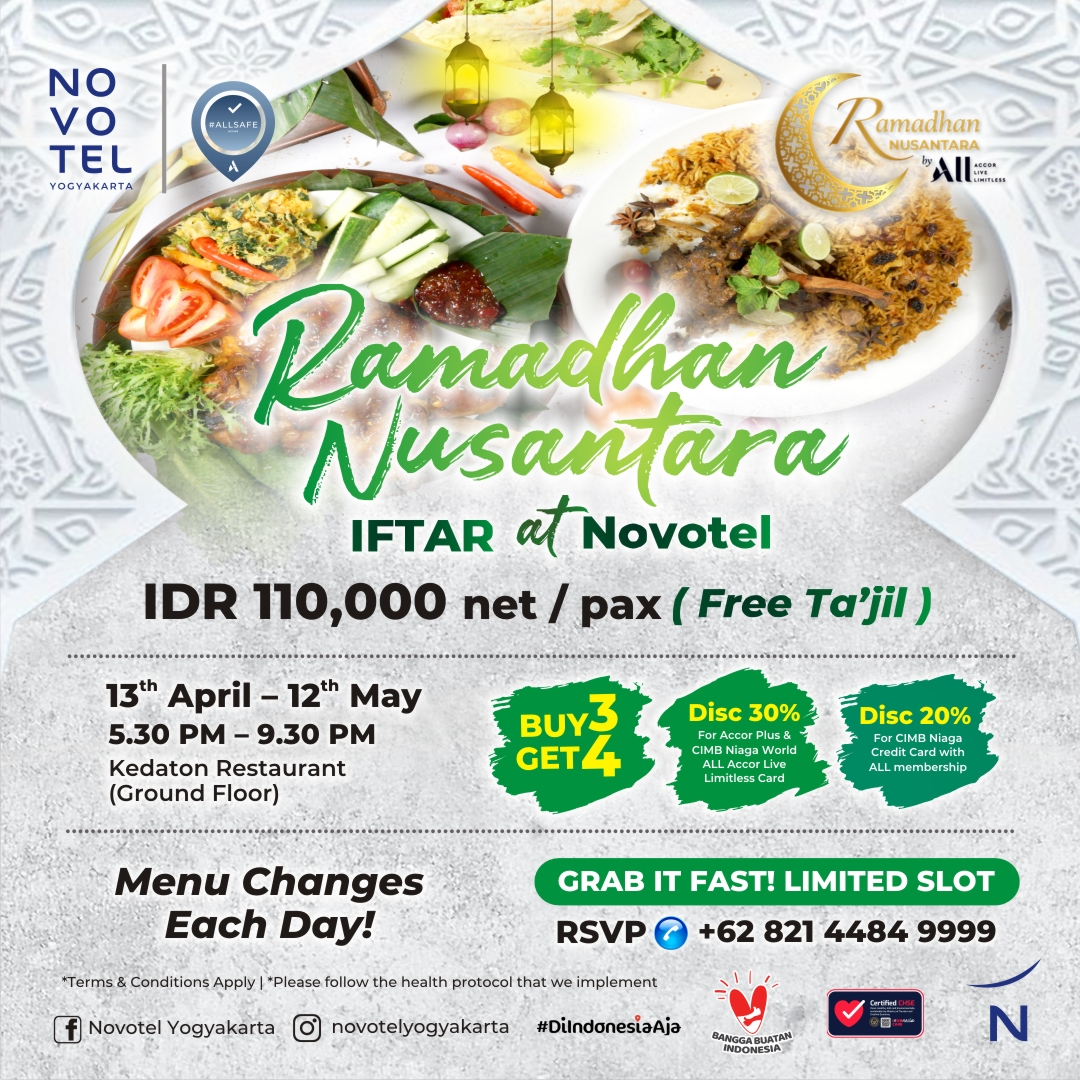 Novotel Yogyakarta