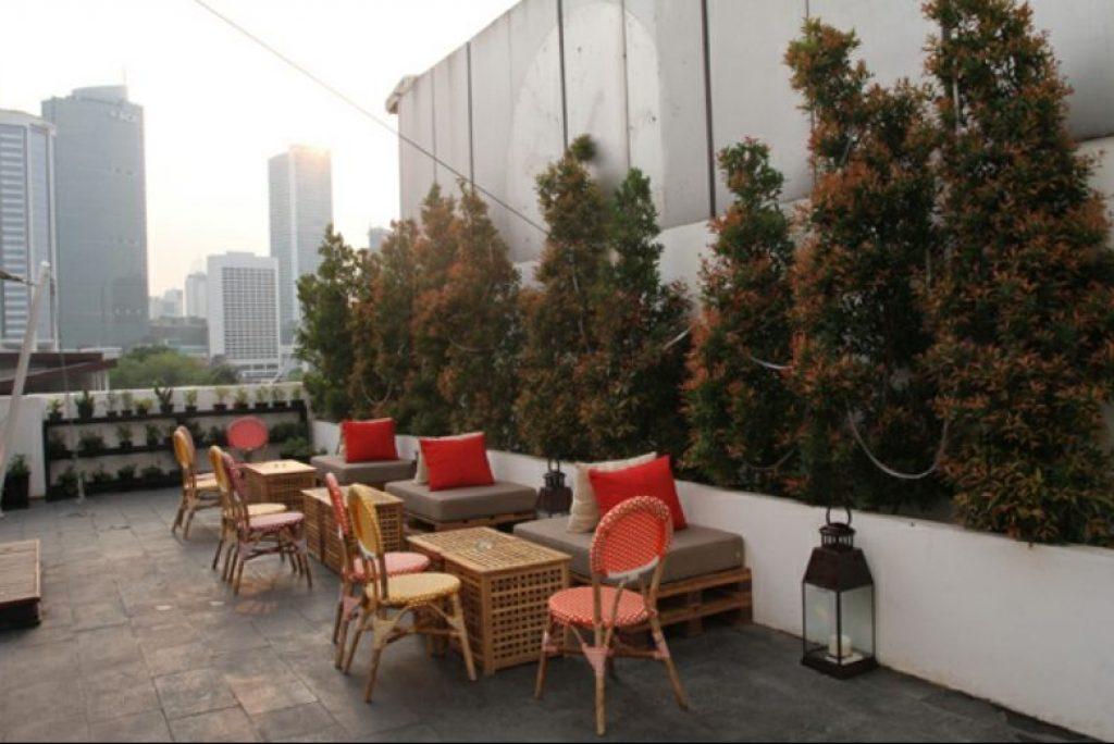 Inilah Rooftop Restaurant dengan View Kota Jakarta untuk Buka Puasa