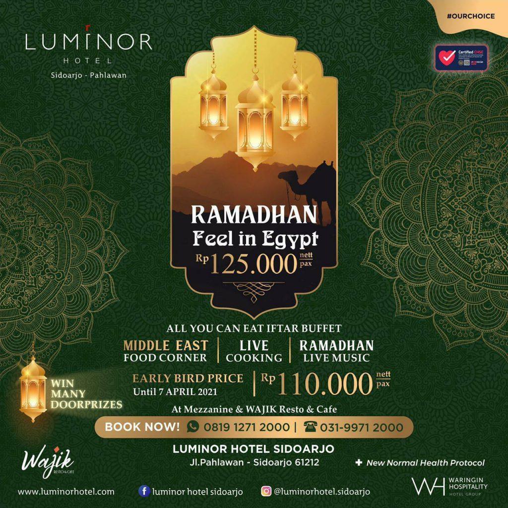 Ramadhan Feels in Egypt