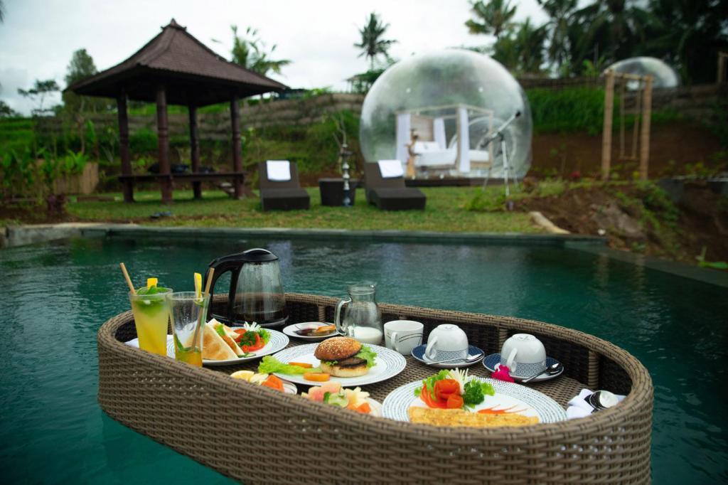 Romantic Bubble Dome Ubud, Bali