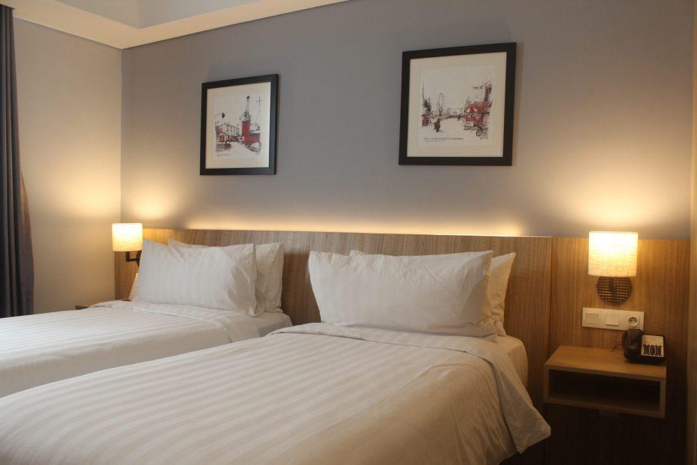 Superior room ASTON Inn Gresik