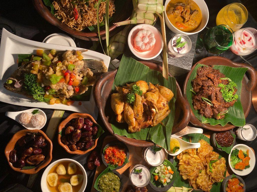 Varian Menu di Hotel GranDhika Semarang