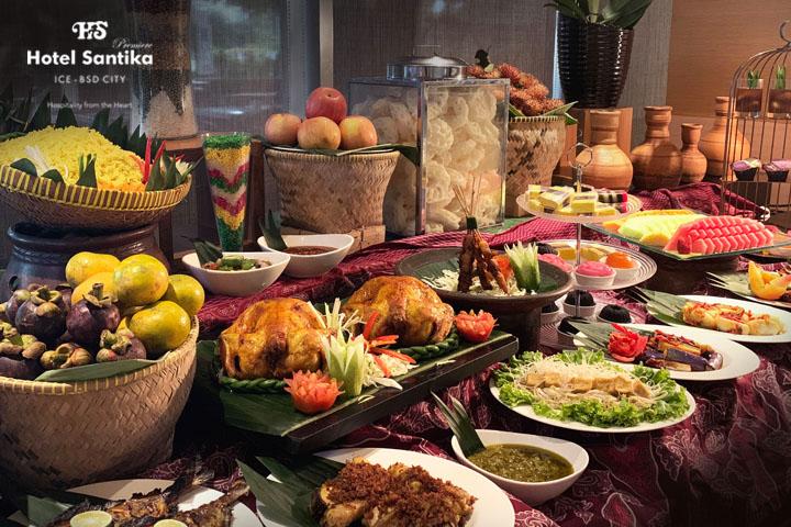 Iftar Ramadhan Delicacies by Hotel Santika Premiere ICE