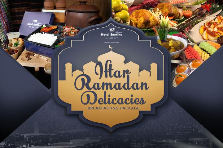 Iftar Ramadhan Delicacies