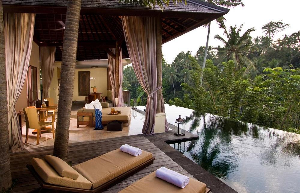 Fasilitas Private Pool di Penginapan Bali yang Cocok untuk Honeymoon