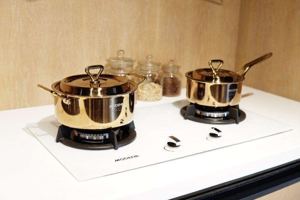 MODENA Hadirkan Gas Hob BH 1725, Untuk Kemewahan Dapur Anda