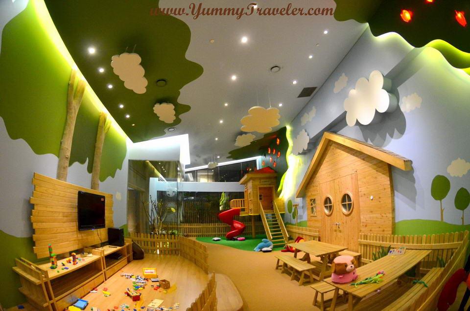 Kid-friendly Restaurant di Jakarta yang Imut dan Lucu