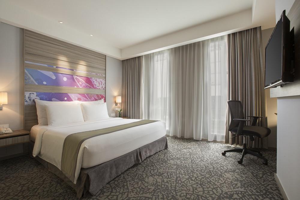 """Serunya GranDhika Iskandarsyah Jakarta tawarkan pengalaman """"Lebaran di Hotel Aja"""""""