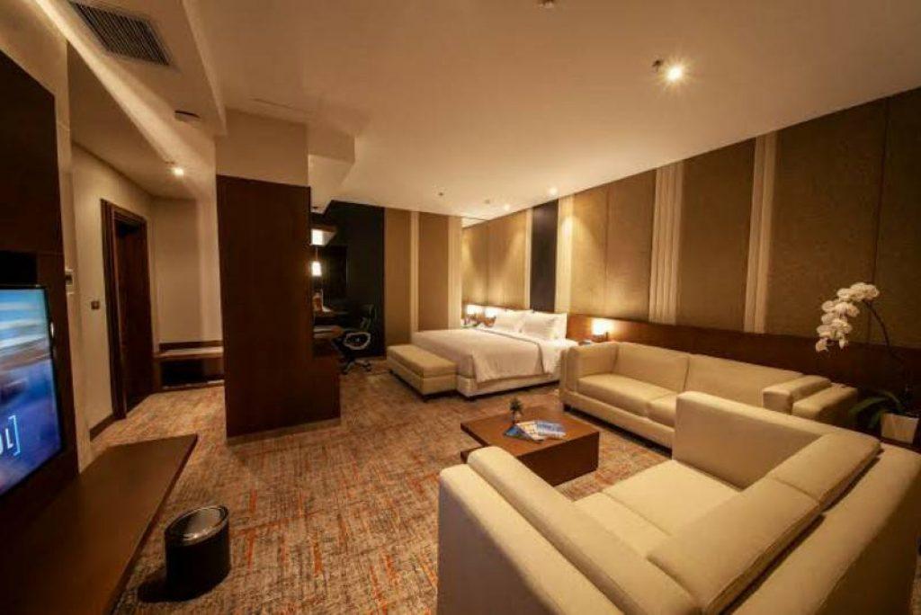 Rekomendasi Luxurious Hotel untuk staycation di Bekasi