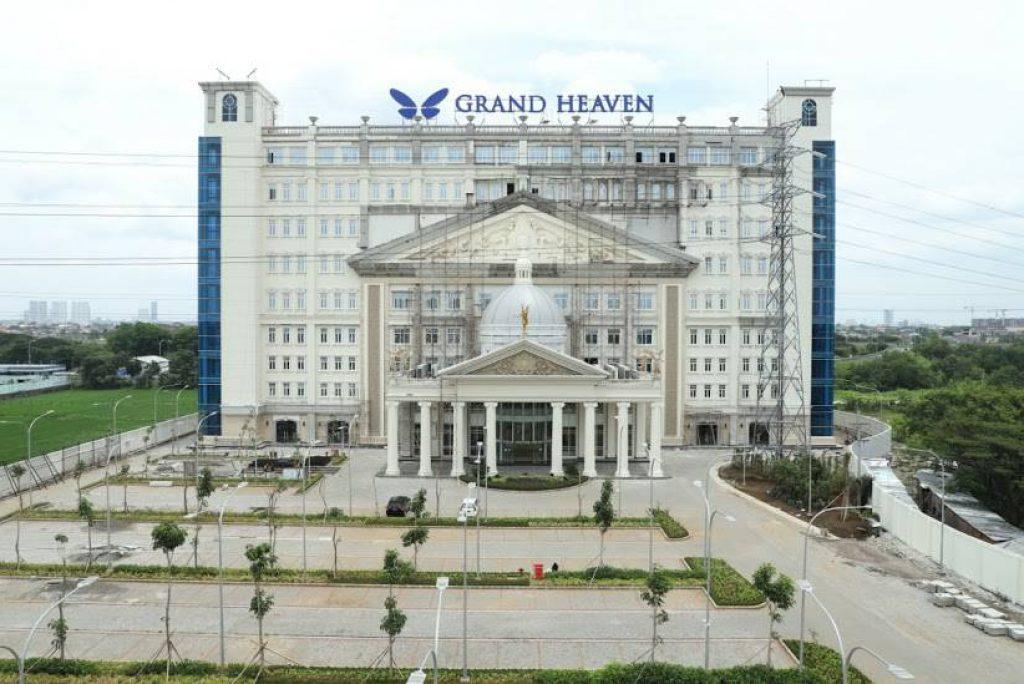 Grand Heaven Sidoarjo, Tempat Istimewa Mirip Hotel, Berani Menginap ?