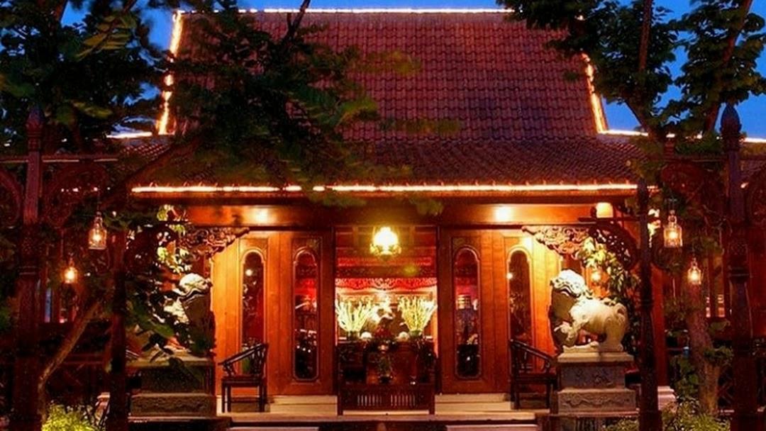 Dream of Kahyangan Art Resto