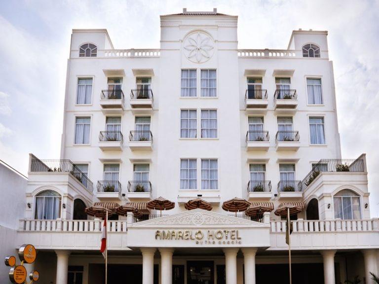 Grand Amarelo Hotel