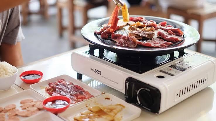 Healthy BBQ & Grill