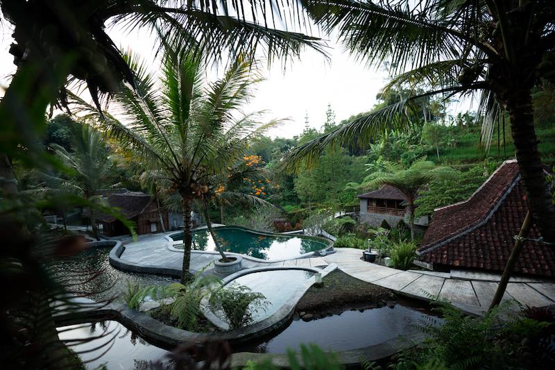 Kampung Lumbung Boutique Hotel Batu