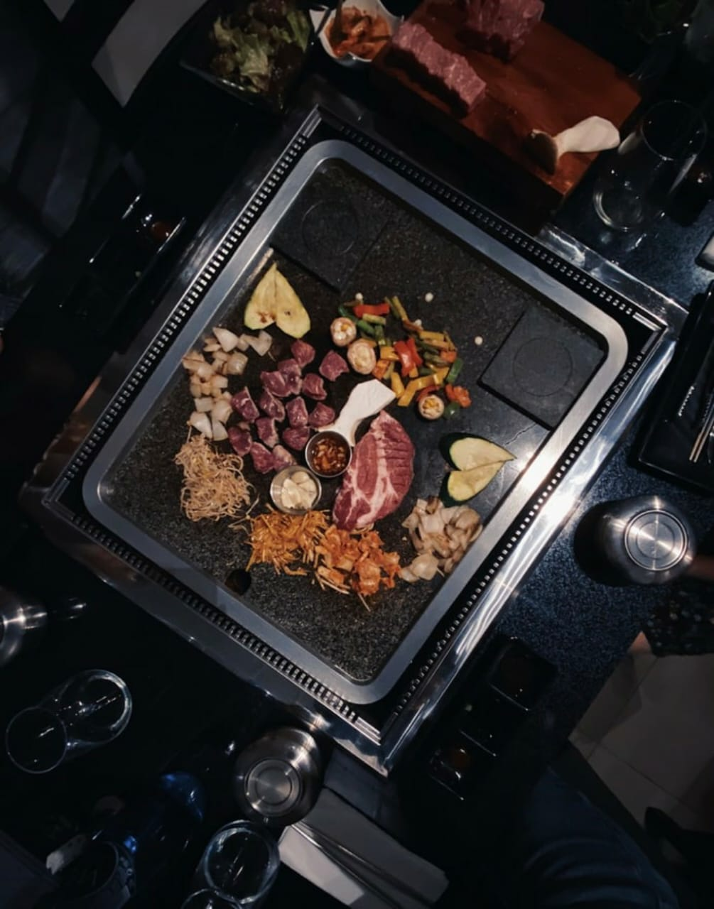 Pochajjang Korean BBQ Jogjakarta
