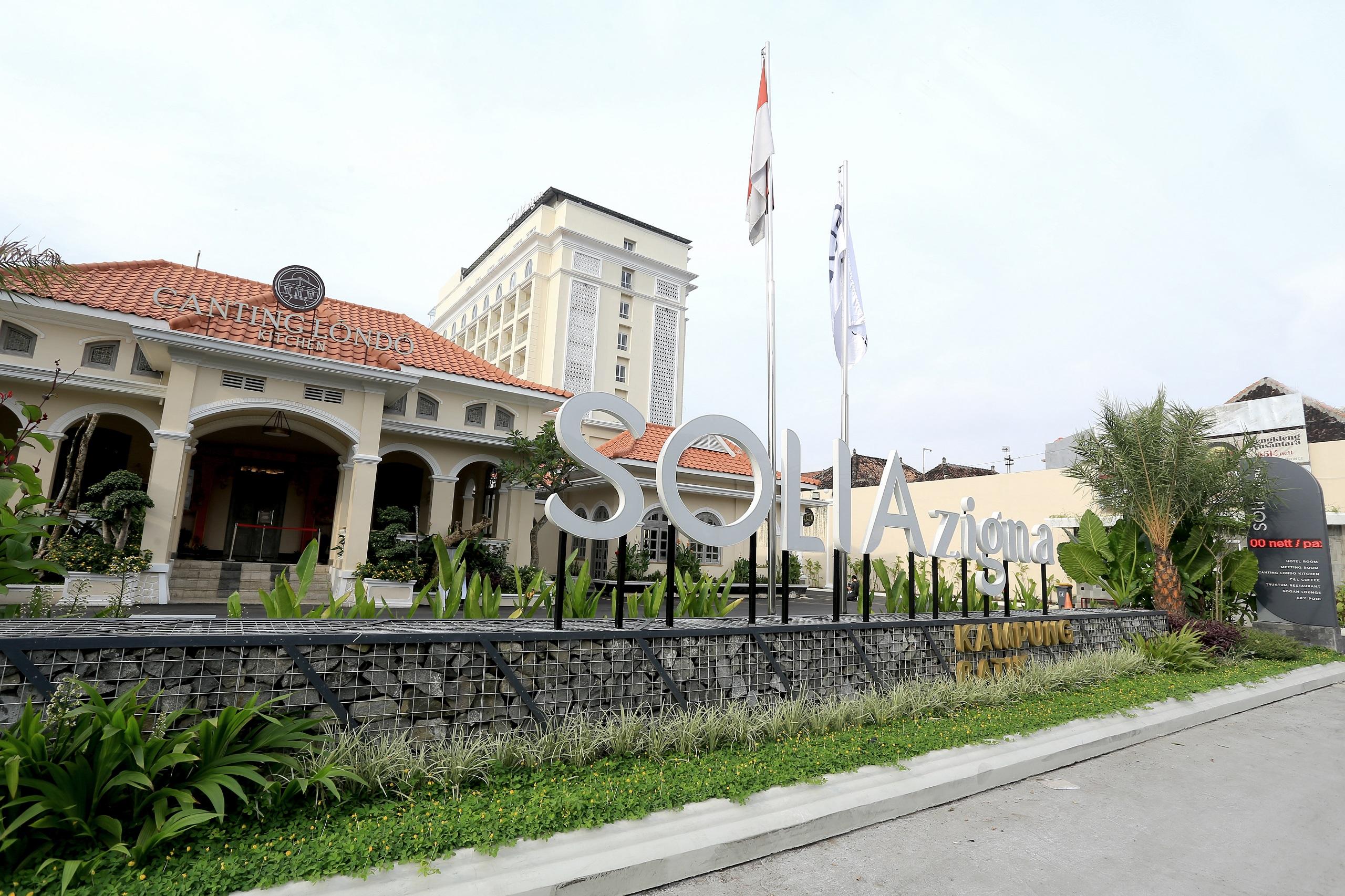 Solia Zigna Kampung Batik Laweyan