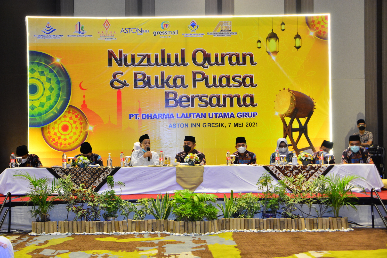 ASTON Inn Gresik Memperingati Nuzulul Quran dengan Hadirkan Tausiyah dan Bukber Anak Yatim
