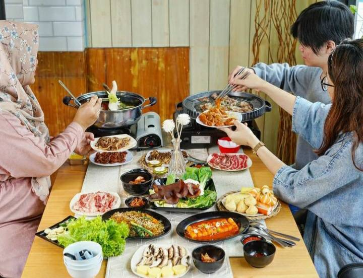 Yorichi Korean BBQ