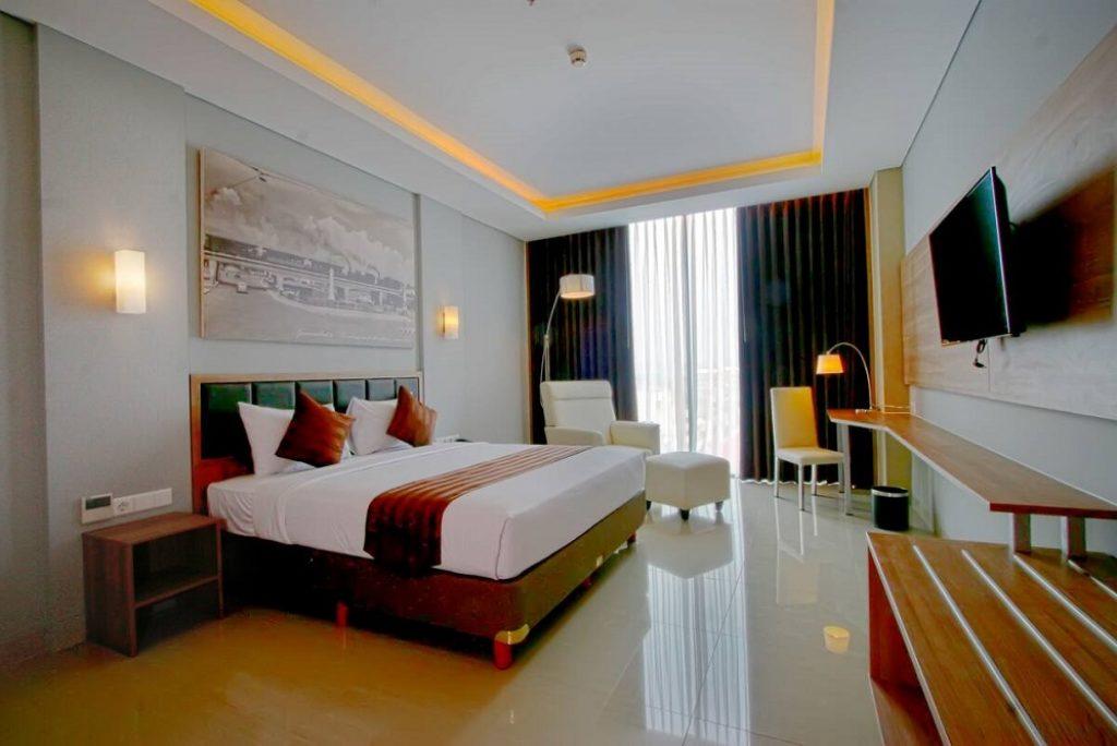 Inilah rekomendasi hotel dekat stasiun Bandung, harga mulai 300 ribuan!
