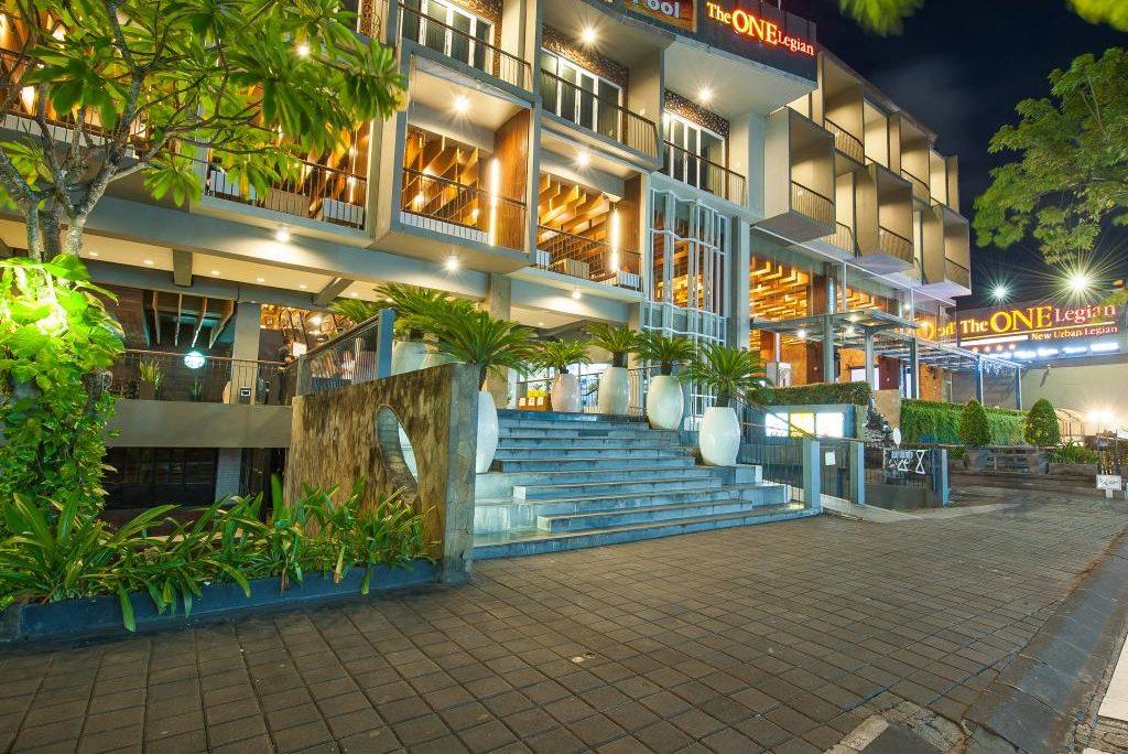 Mau Liburan Murah di Hotel berbintang? The One Legian, Hotel Bintang 4 cuman 300ribuan, Tapi Nggak Murahan loh