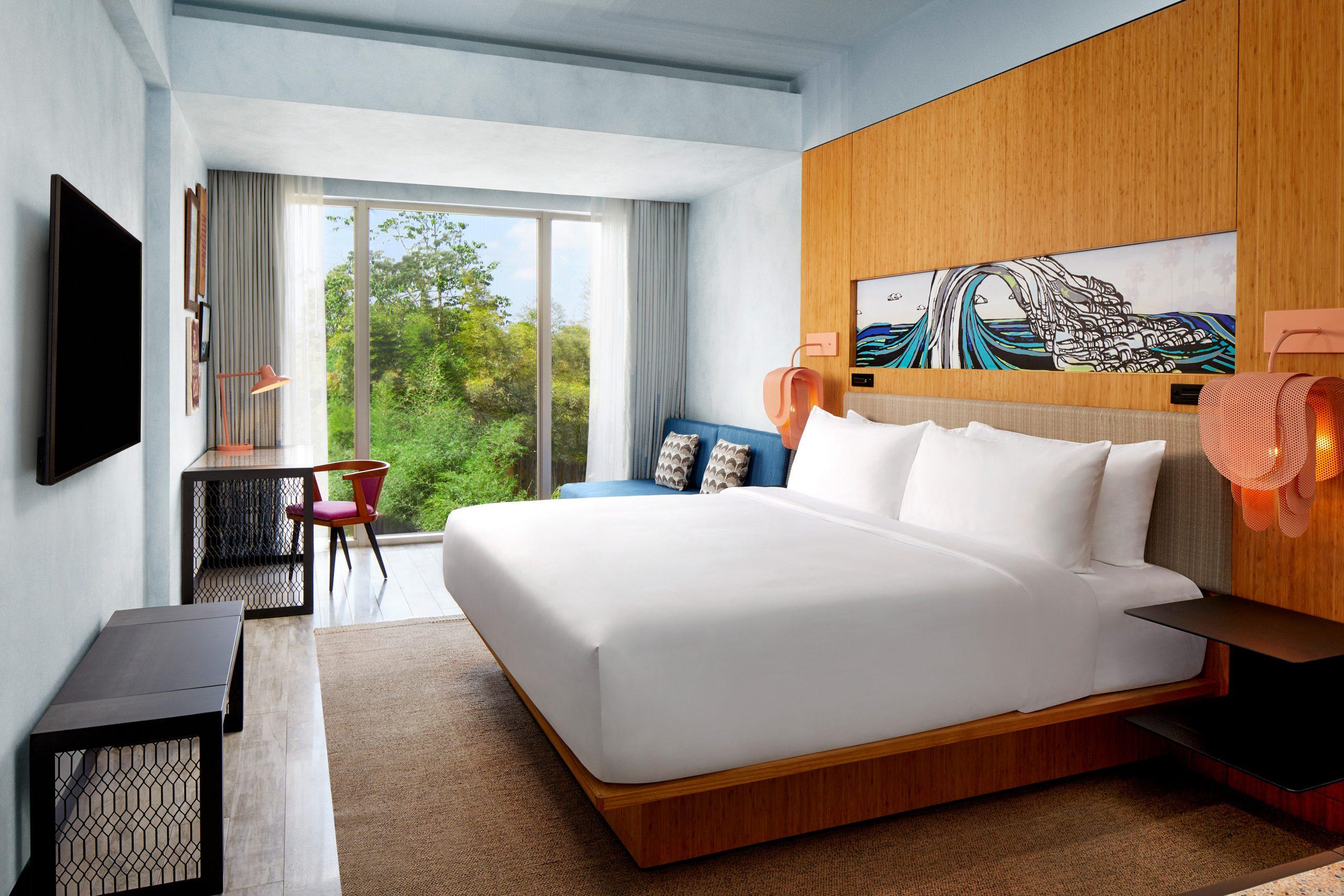 Sweet Escape Di Seminyak? Ini Tempat-tempat Yang Akan Ditemui Saat Menginap di Aloft Bali Seminyak