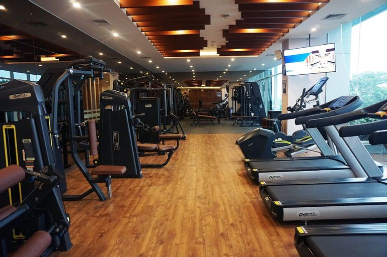 Gym Center Avenzel Hotel And Convention