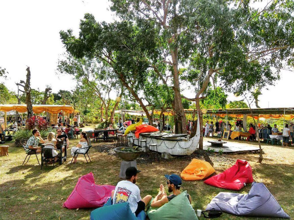 Dedari Theory Treetop Bar and Restaurant