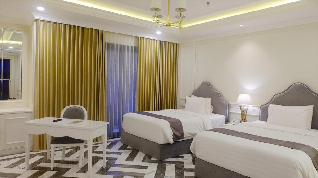 Grand Senyum Hotel Yogyakarta