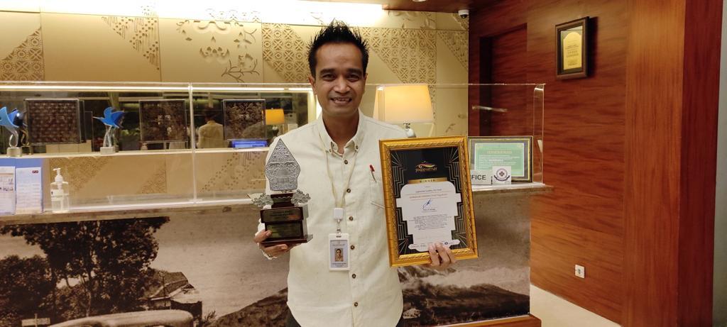 Raih Penghargaan JOGLOSEMAR, Jambuluwuk Malioboro Hotel Terus Tingkatkan Kualitas