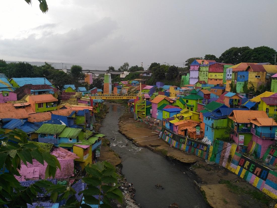 Kampung Warna-warni Tridi-Jodipan