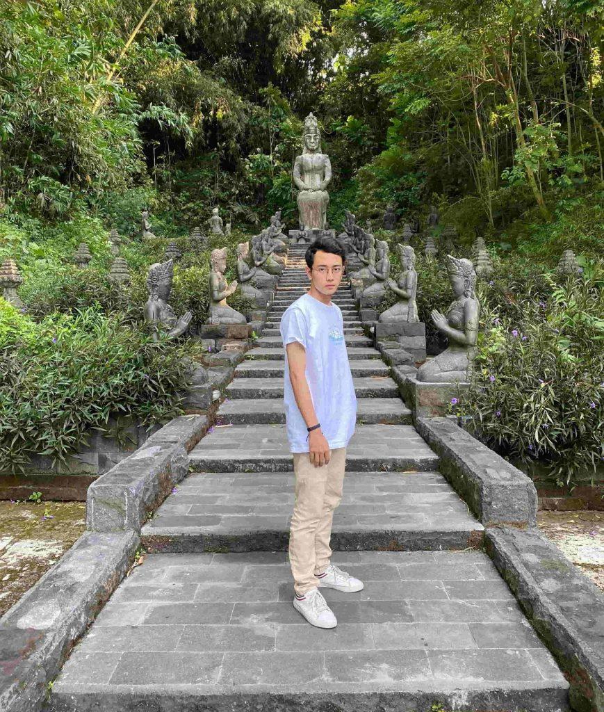 Spot Foto Lembah Tumpang Resort