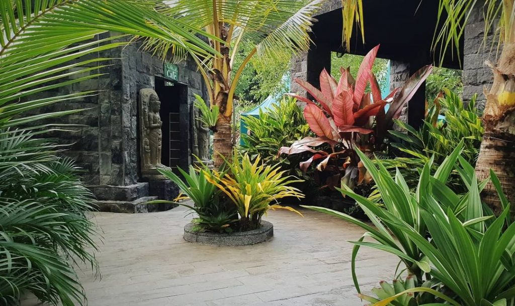 Pemandangan Didalam Lembah Tumpang Resort