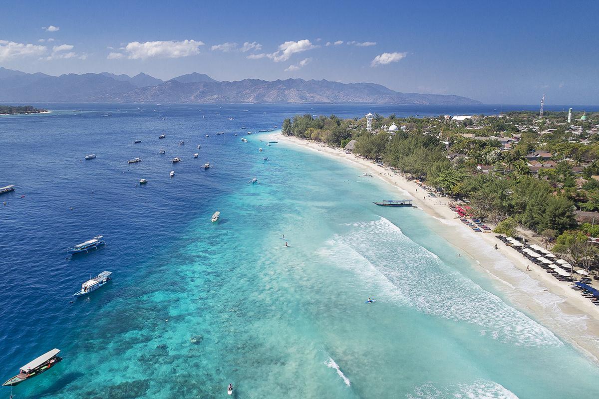 Ingin Berlibur Ke Lombok? Jangan Lewatkan 5 Tempat Ini, Gili Trawangan Salah Satunya