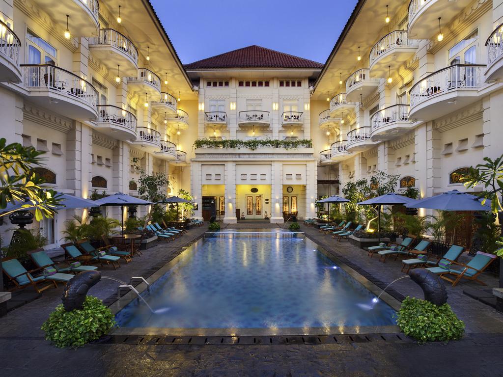 Staycation di Luxurious Hotel yang Berada di Kota Yogyakarta Yuk!