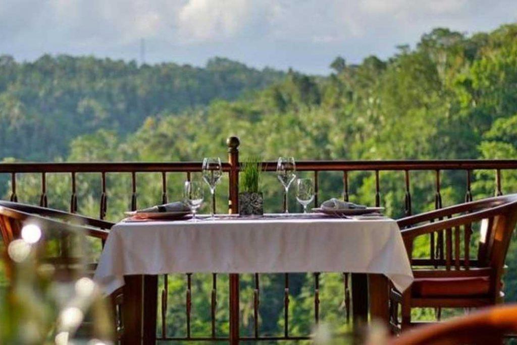 5 Rekomendasi Dining dengan Panorama Alam di Bali yang Stunning
