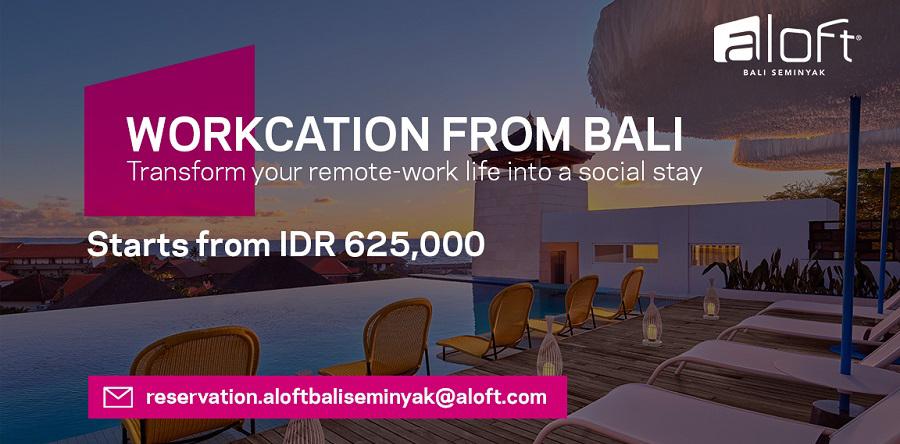 Workcation Bali