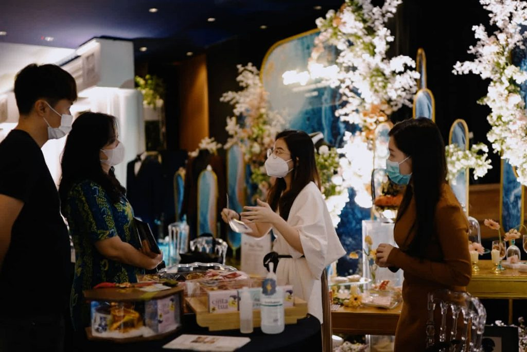 Romansa Wedding Showcase 2021 Sukses Diadakan di Pakuwon Imperial Ballroom