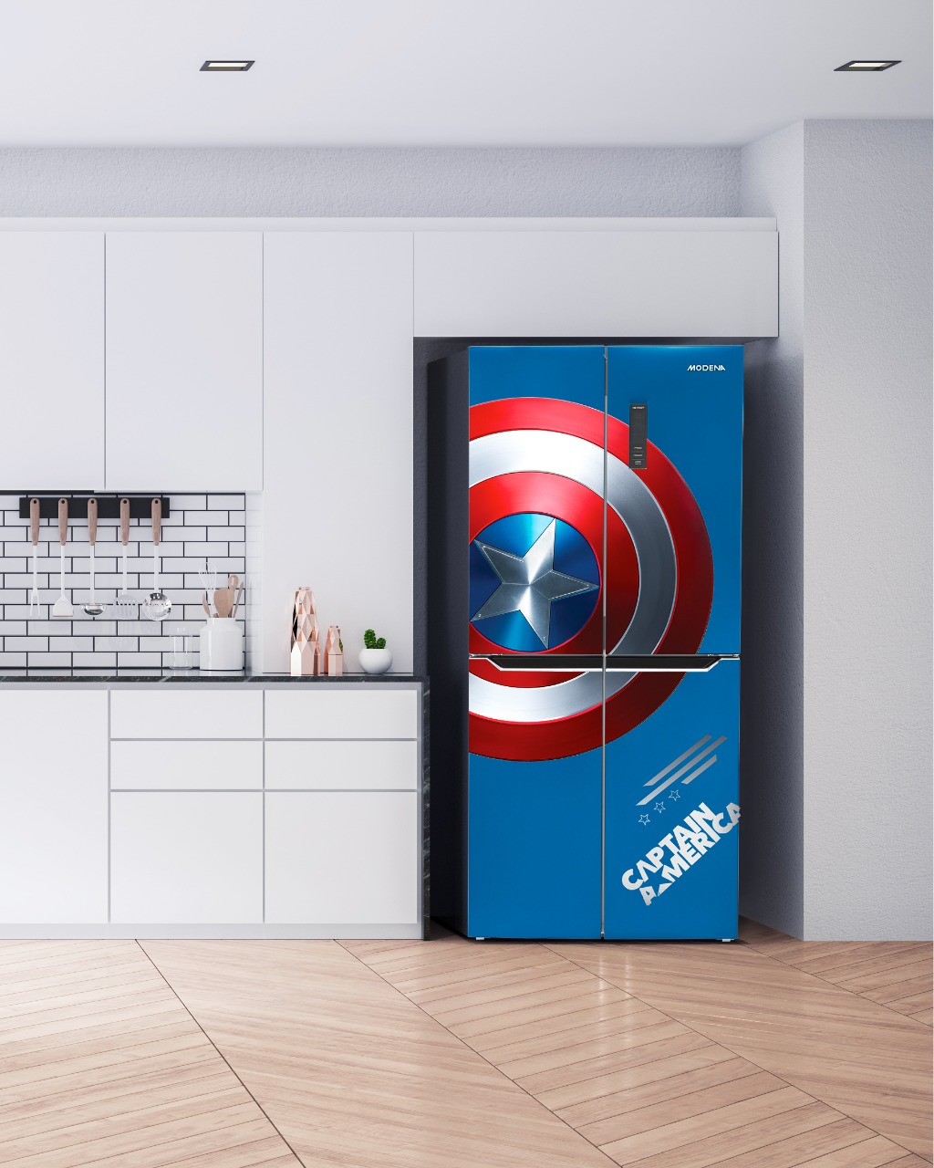 MODENA MARVEL COOKING, COOLING, AND CLEANSING
