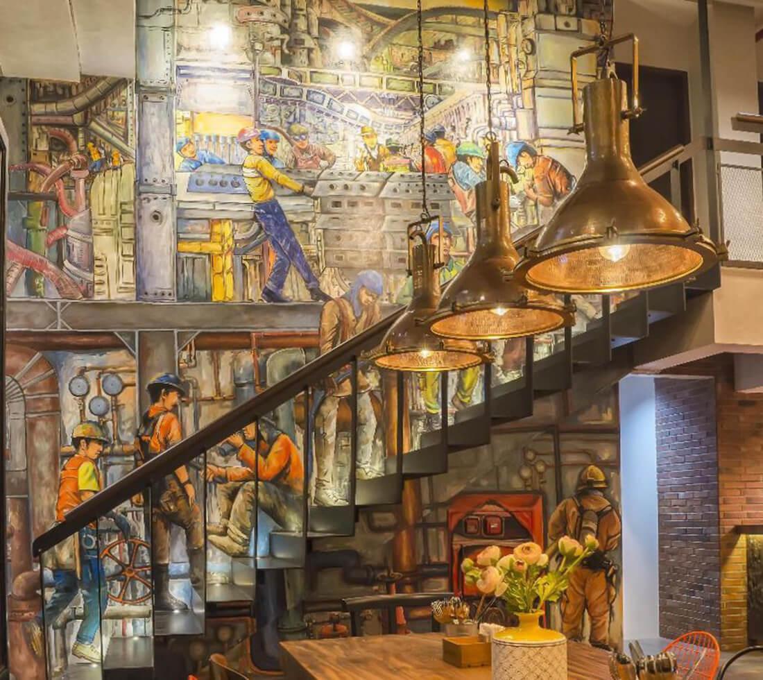 Desain Museum Posto Dormiro Hotel