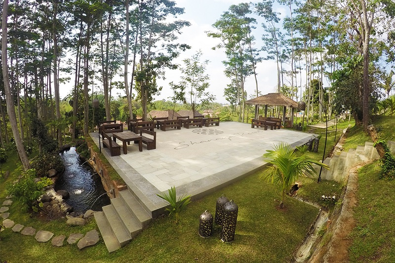 Fasilitas Shanaya Resort Malang