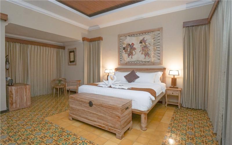 Kertanegara Room Shanay Resort Malang
