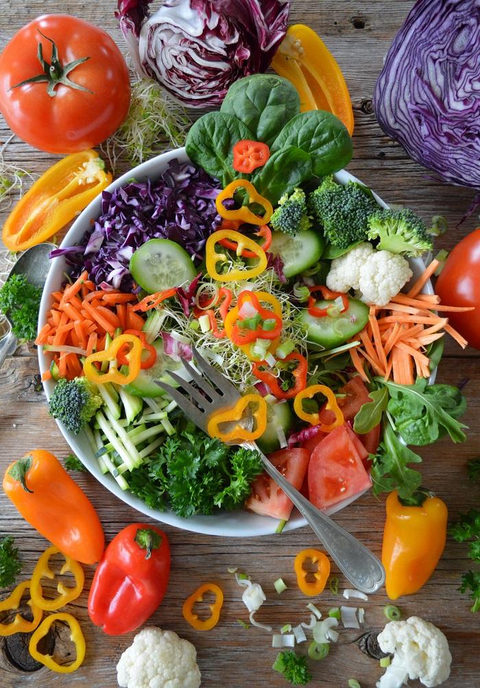 Konsumasi Makanan Sehat di Masa Pandemi