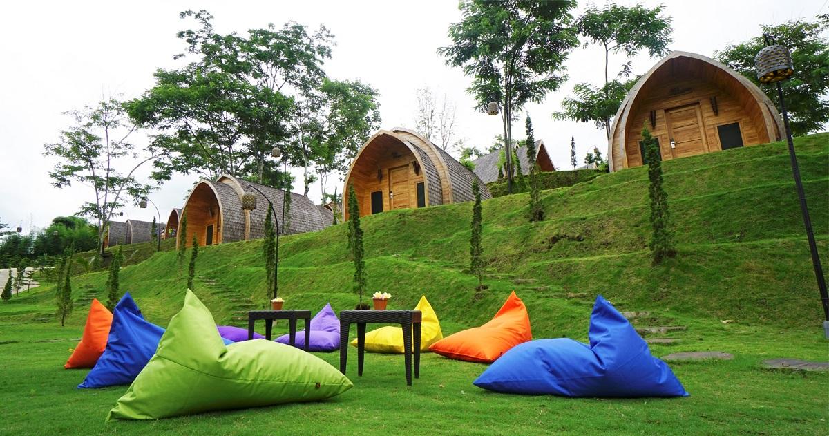 Ranggwuni Glamping Shanay Resort Malang