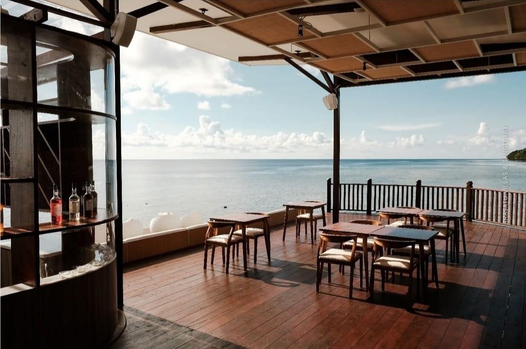 Restaurant Arasatu Villas & Sanctuary