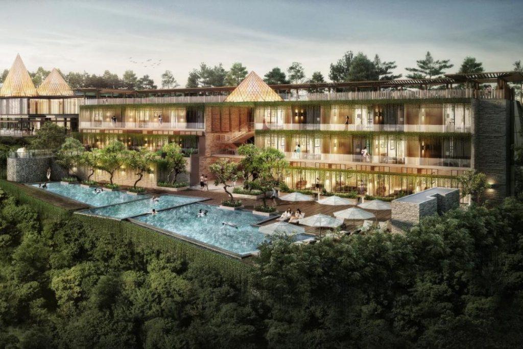 Amaranta Prambanan Hotel, View Hotel Terbaik Menginap di Jogja